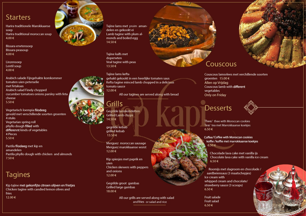 topkapi menu